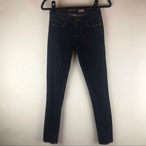 Paige Verdugo Skinny Jegging Jeans Size 24